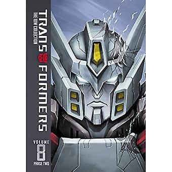 Transformers: IDW collectie fase twee Volume 8 (Transformers)