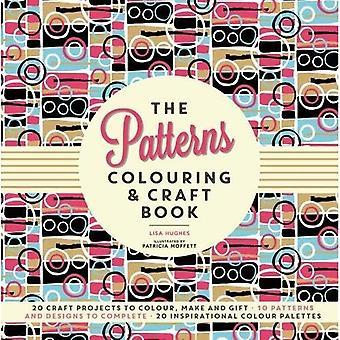 Buchen Sie die Muster Färbung & Handwerk