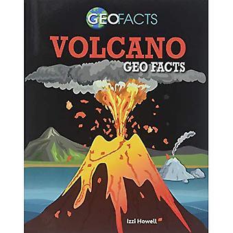 Tulivuori Geo tosiasiat (Geo tosiseikat)