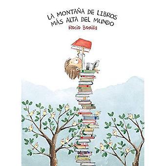 La Montana de Libros Mas Alta del Mundo