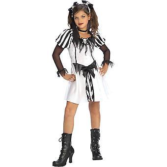 Costume Pirate Goth girl (enfant, adolescent)