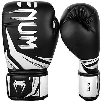 Venum Challenger 3.0 haak & lus boksen trainings-handschoenen - zwart/wit