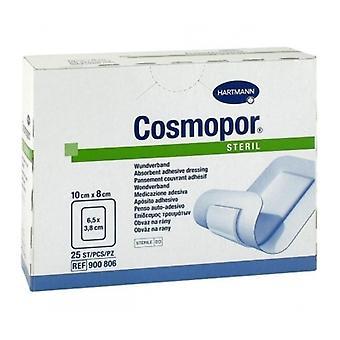 Cosmopor Dressing 10X8Cm 900806 25