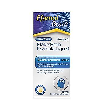 Efalex Lemon / Lime Liquid 150ml (4 PACK)