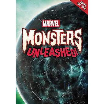 Marvel Monsters Unleashed - When Trull Attacks by Marvel Book Group -