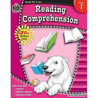 Reading Comprehension - Grade 1 by Teacher Created Resources - 978142