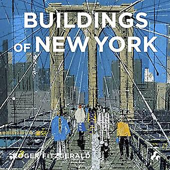 Buildings of New York by Roger FitzGerald - 9781908967961 Book