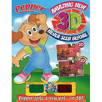 Pepper Gets a New Pet-in 3D! by Sterling Publishers - 9788120777514 B