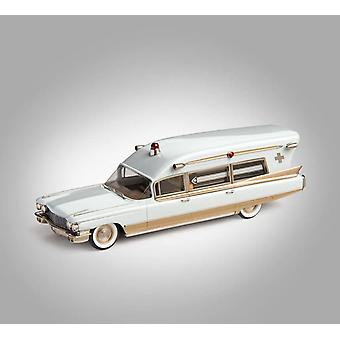 Brooklin Csv16 - 1960 Miller – Meteor Cadillac Guardian Ambulance