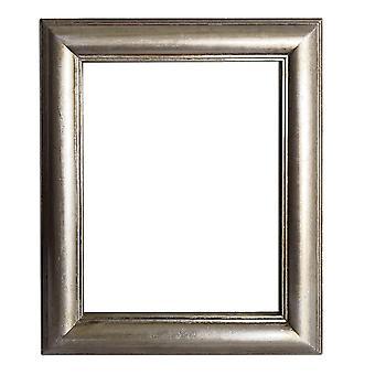 13x18 سم أو 5x7 بوصة، إطار الصورة الفضية