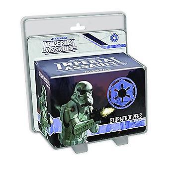 Star Wars Minature Imperial Assault stormtroopers villain Pack