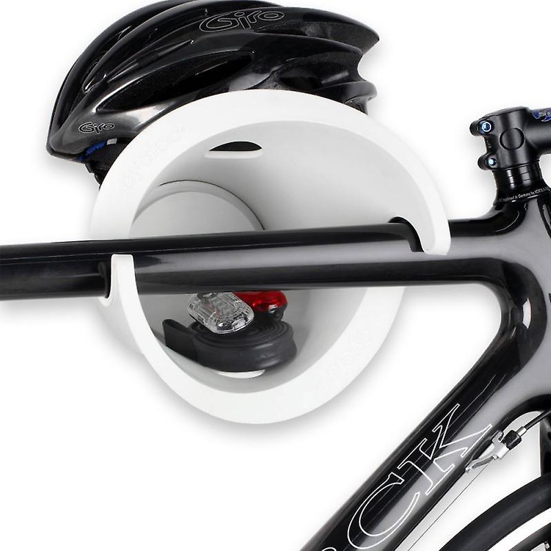Cycloc Solo - Elegant Wall Mount Bike Display And Storage Rack
