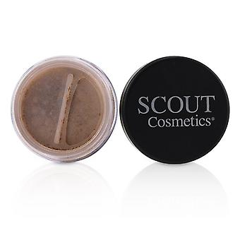 Scout Cosmetics Mineral Blush Spf 15 - # Sincerity - 4g/0.14oz