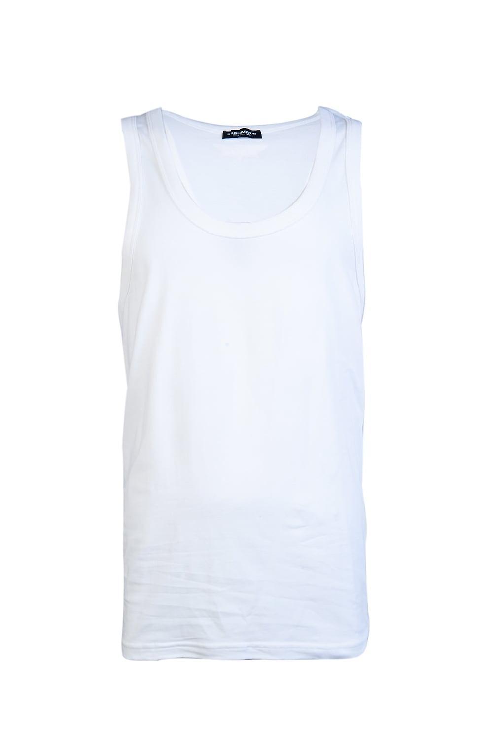 Dsquared Sleeveless T Shirt D9D201800