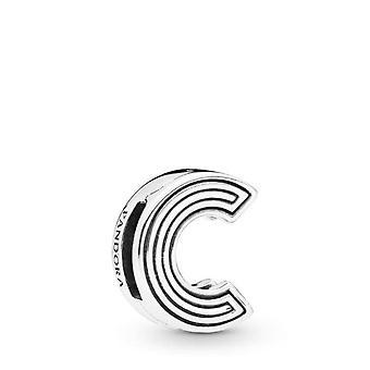 Pandora Reflexionen Buchstabe C Clip Charme - 798199