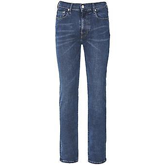 Paul Smith Slim Fit Antique Wash Jeans