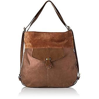 Mila Louise3322GMCV - Women Brown shoulder bag (CANNELLE 57)) 5x37x35 cm (W x H x L)
