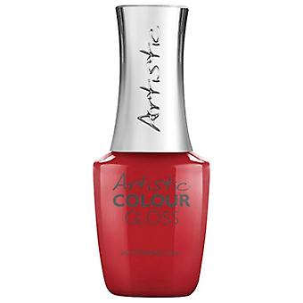 Artistic Colour Gloss Gel Nail Polish Collection - Attraction (03149) 15ml
