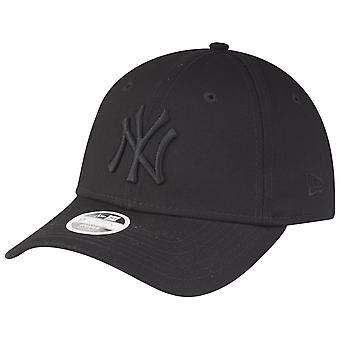 New Era 9Forty naisten lippis-New York Yankees musta