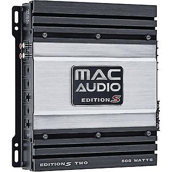 Mac Audio Edition S Two , 2-Kanal Endstufe, Neu-Ware