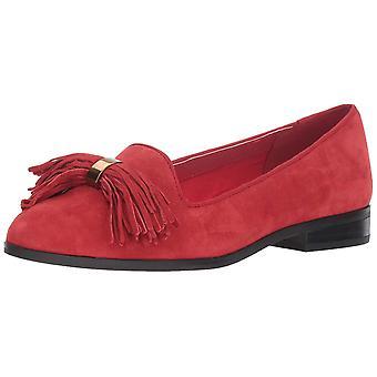 Anne Klein Womens Dixie tecido Scarpins Loafers