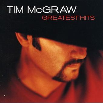 Tim McGraw - Greatest Hits [CD] USA import