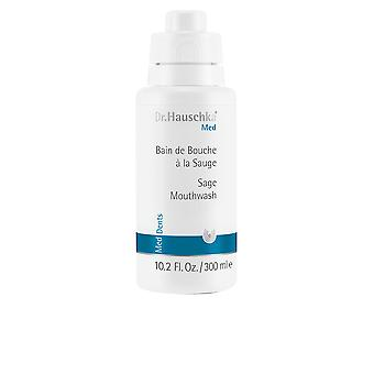 Dr. Hauschka Sage Mouthwash 300 Ml For Women