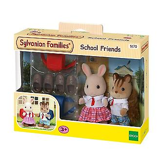 Sylvanian Families School Friends 5170