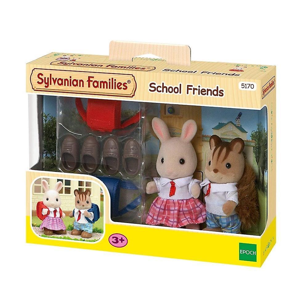 Sylvanian Families School Friends 5170