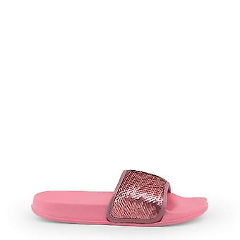 US Polo Women roze slippers--IVY4498608