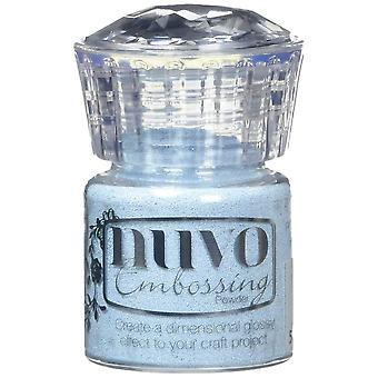 Tonic Studios Nuvo Embossing Powder - Serenity Blue