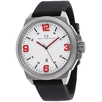 Oceanaut Men's Armada White Dial Uhr - OC7115