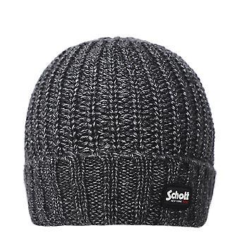Schott Wool Blend Charlie Beanie Hat