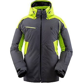 Spyder VANQYSH Men's Gore-Tex Primaloft Ski Jacket - ebony