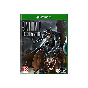 Batman The Enemy Within Xbox One