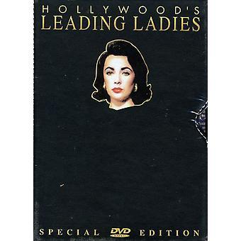 Hollywood's Leading Ladies Collection [DVD] USA import