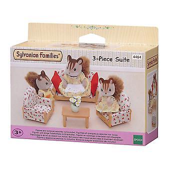 Sylvanian Families - Suite 3 Pieces Toy