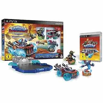 Skylanders Superchargers Starter Pack PS3 Spiel (Nordic Box - Multi Language)