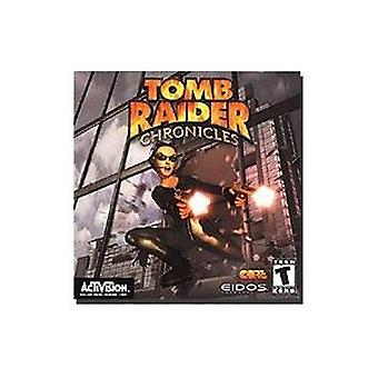 Tomb Raider Chronicles Dreamcast Game