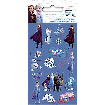 Frozen 2 / Frost 2, 90x Stickers