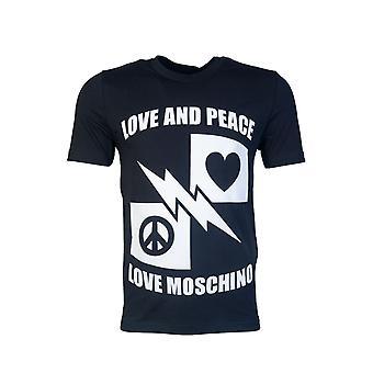 Moschino T Shirt M4731 2v E1811