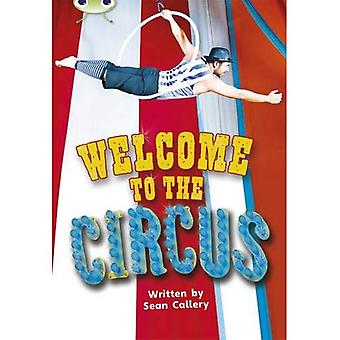 NF Turquoise A/1a Welcome to the Circus (BUG CLUB)