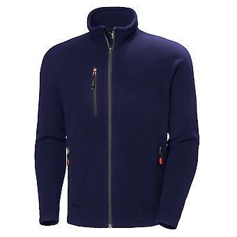 Helly Hansen heren Oxford geïsoleerde workwear fleece jas
