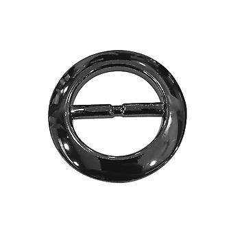 Plastic Acrylic Round Slider Buckles