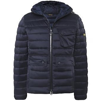 Barbour International Quilted Ouston Jacket