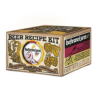 Craft a brew - hefeweizen refill kit