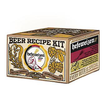 Maak een brouwsel - hefeweizen refill kit