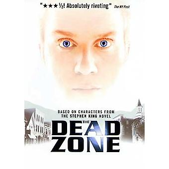 The Dead Zone (TV Pilot) (2002) DVD NEW
