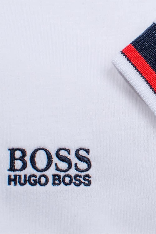 BOSS Athleisure Boss Athleisure Paddy Ap1 Polo Shirt White