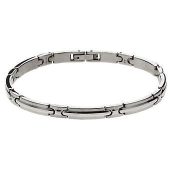 Ratchet B042260 - Trinidad man silver Bracelet bracelet